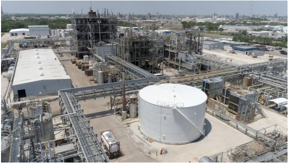 mfg chemical manufacturing plant pasadena texas
